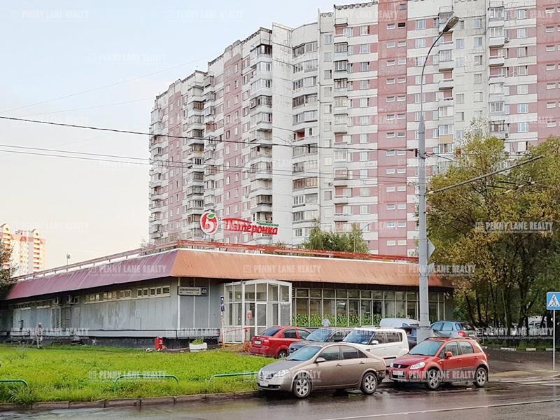 """продажа - """"ул. Новокосинская, 48"""