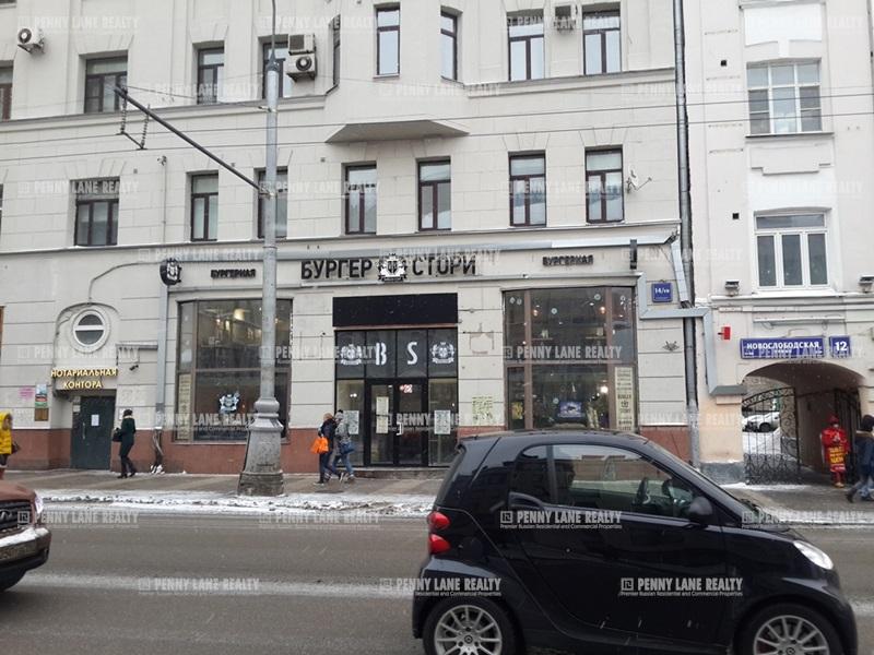 "аренда - ""ул. Новослободская, 14/19с1"" - на retail.realtor.ru"