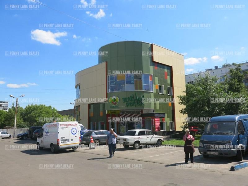 """продажа - """"ул. Введенского, 13к"""" - на retail.realtor.ru"""