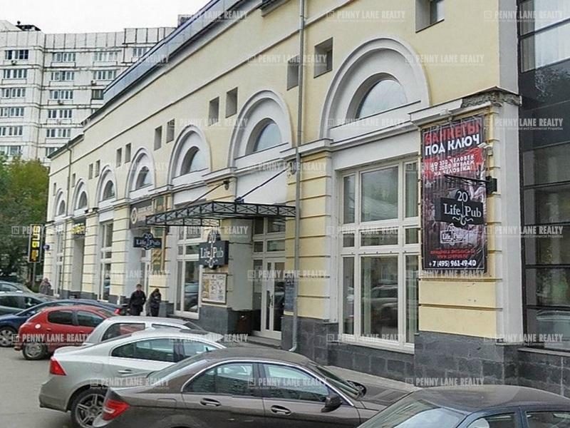 """продажа - """"ул. Фридриха Энгельса, 20с1"""" - на retail.realtor.ru"""