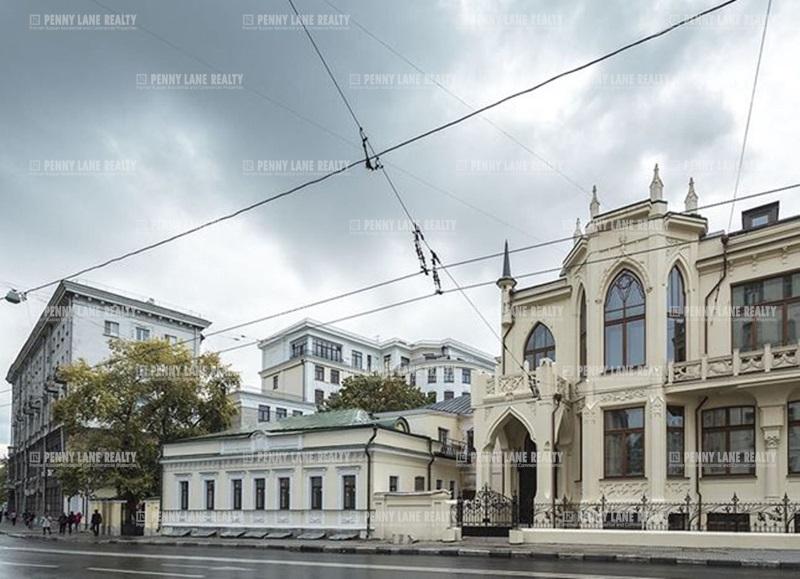 """продажа - """"ул. Большая Полянка, 43с2"""