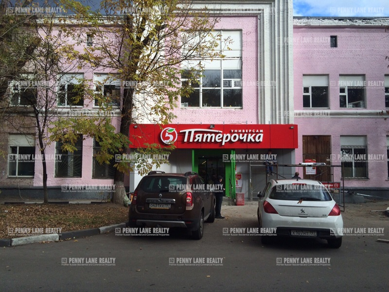 "продажа - ""ул. 2-я Карачаровская, 1с1"" - на retail.realtor.ru"