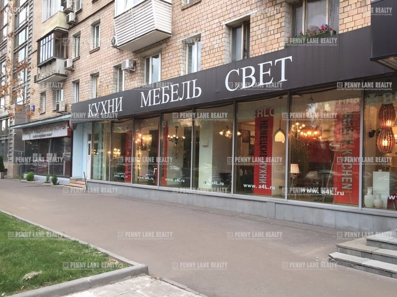 "продажа - ""ул. Комсомольский проспект, 40"" - на retail.realtor.ru"