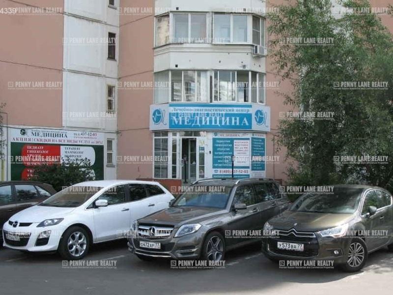 """продажа - """"ул. Академика Анохина, 9"""" - на retail.realtor.ru"""
