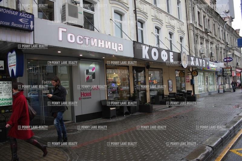 """продажа - """"ул. 1-я Тверская-Ямская, 27"""" - на retail.realtor.ru"""