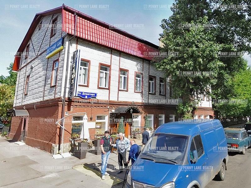 """продажа - """"ул. Доватора, 8"""" - на retail.realtor.ru"""