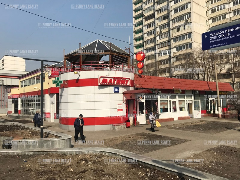 "аренда - ""ул. Саянская, 11а"" - на retail.realtor.ru"
