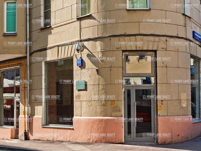 "продажа - ""пер. Афанасьевский М., 5/15"" - на retail.realtor.ru"