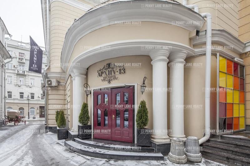 "продажа - ""ул. Мясницкая, 13с1"" - на retail.realtor.ru"