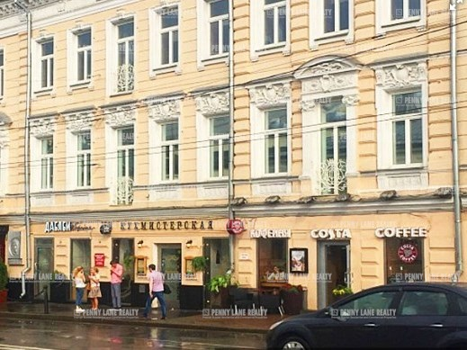 "продажа - ""ул. Волхонка, 9С1"" - на retail.realtor.ru"