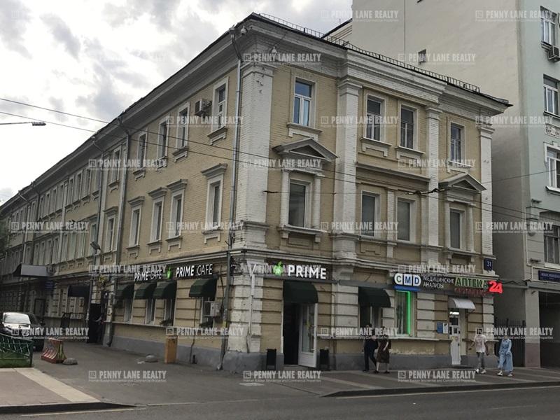 """продажа - """"ул. Новослободская, 31с1"""" - на retail.realtor.ru"""