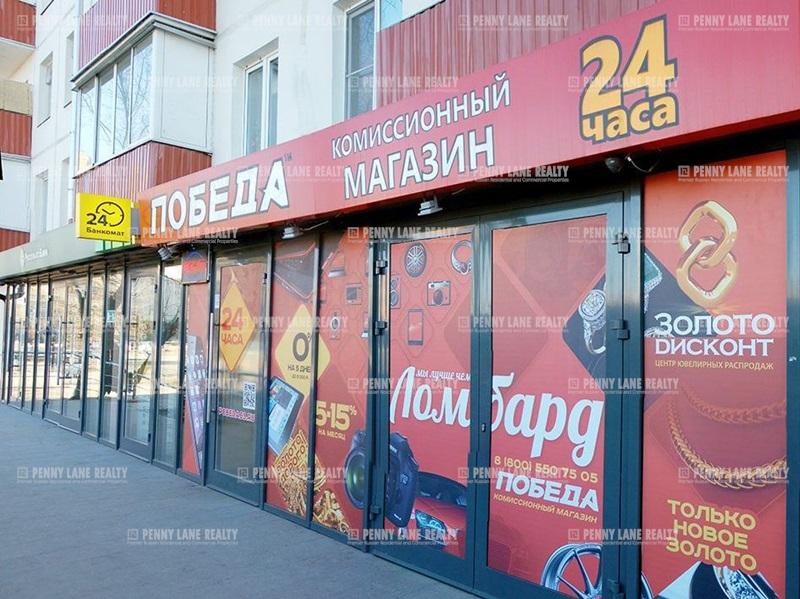 "продажа - ""пр-кт Волгоградский, 121/35"" - на retail.realtor.ru"