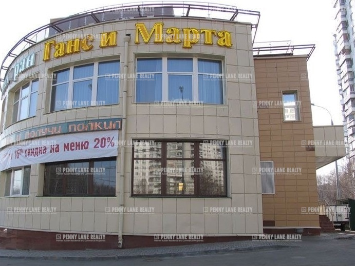 """продажа - """"ул. Салтыковская, 15Г"""" - на retail.realtor.ru"""