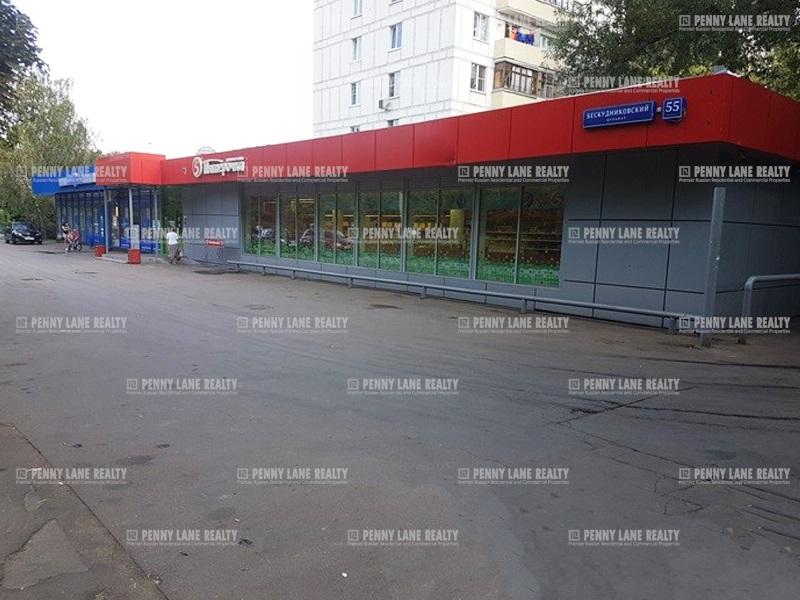 """продажа - """"б-р Бескудниковский, 55к1"""" - на retail.realtor.ru"""