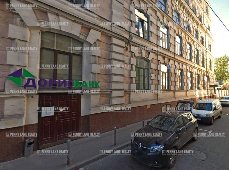"""аренда - """"пер. Кривоколенный, 12"""" - на retail.realtor.ru"""
