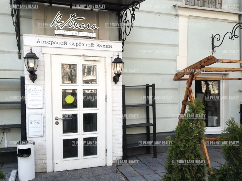 """продажа - """"б-р Рождественский, 10/7с1"""