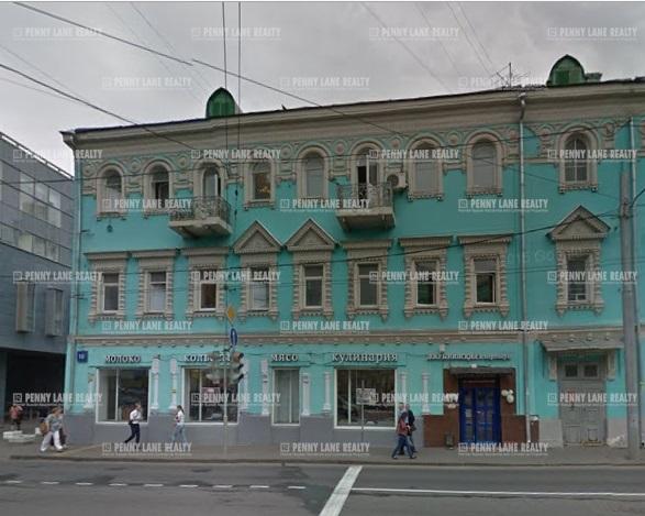 """аренда - """"ул. Спартаковская, 16"""" - на retail.realtor.ru"""