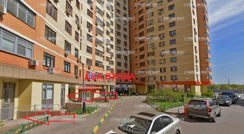 """аренда - """"ул. Крылатские Холмы, 37"""" - на retail.realtor.ru"""