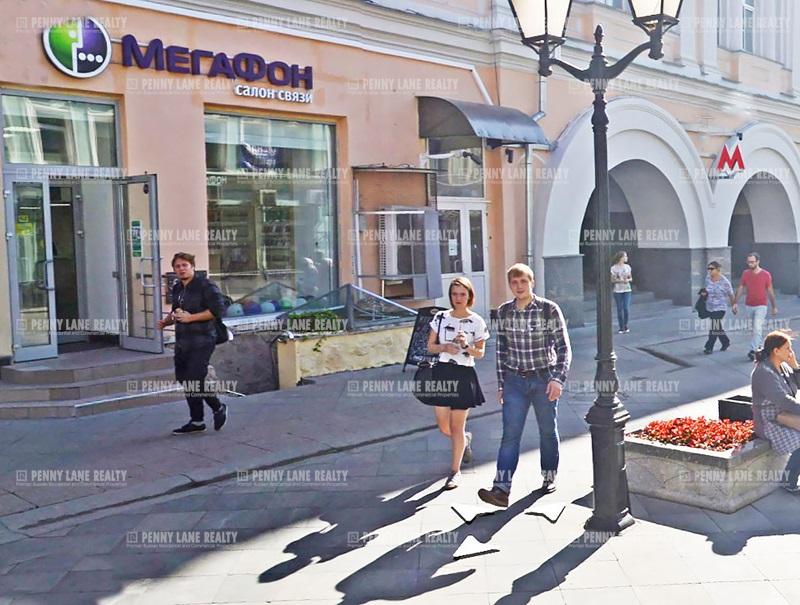 "продажа - ""ул. Кузнецкий Мост, 6/9/20С1"" - на retail.realtor.ru"