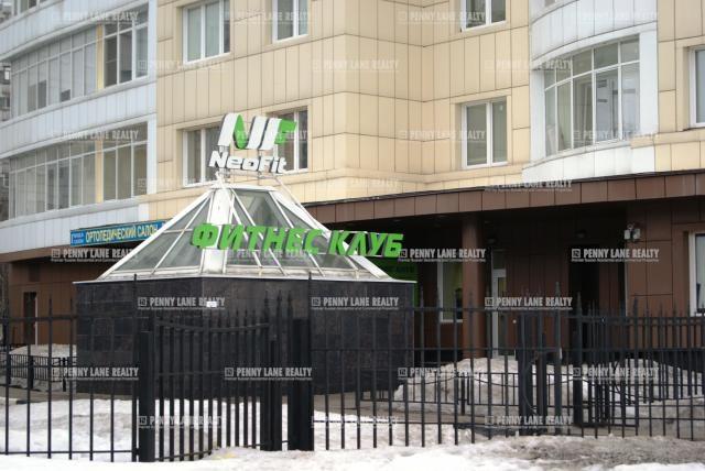 """продажа - """"ул. Крылатские Холмы, 33к1"""" - на retail.realtor.ru"""