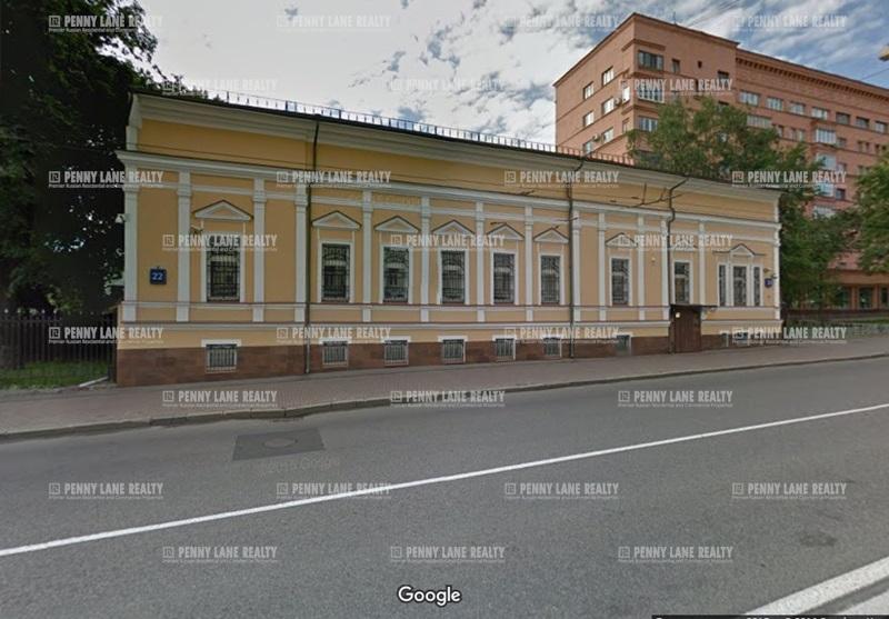 "аренда - ""ул. Басманная Стар., 22"" - на retail.realtor.ru"