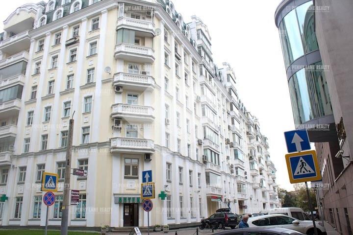 """продажа - """"ул. Остоженка, 25"""" - на retail.realtor.ru"""