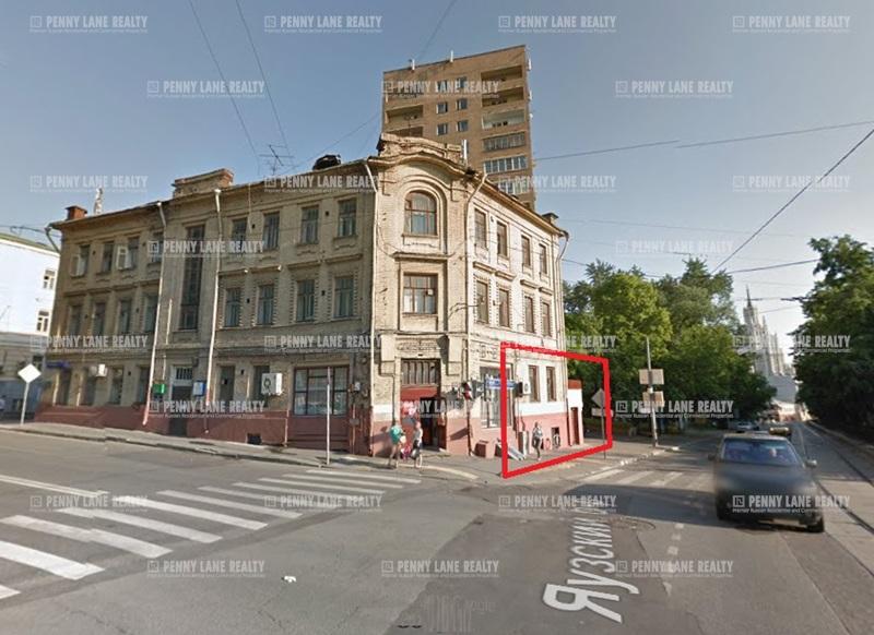 "аренда - ""ул. Воронцово Поле, 2"" - на retail.realtor.ru"