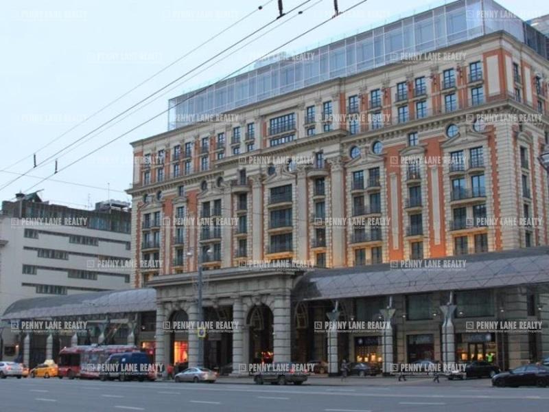 "аренда - ""ул. Тверская, 3"" - на retail.realtor.ru"