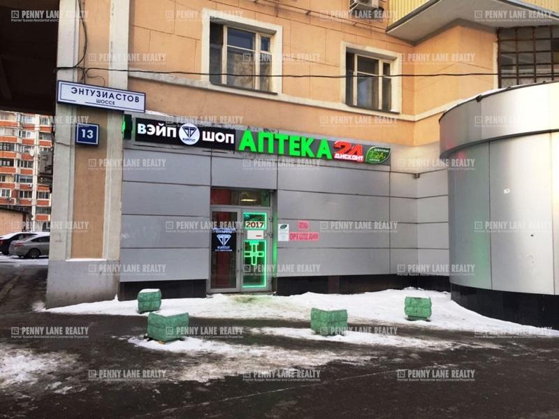 "продажа - ""ш. Энтузиастов, 13"" - на retail.realtor.ru"