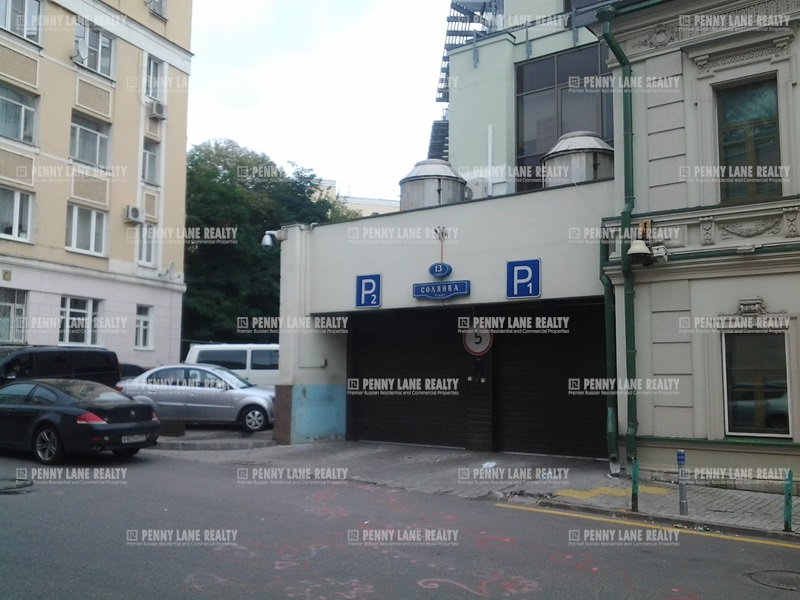 "продажа - ""ул. Солянка, 13с1"