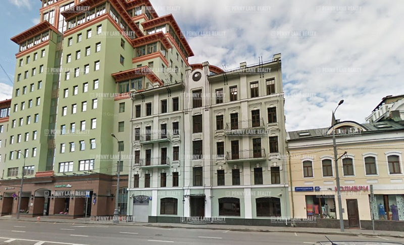 "продажа - ""ул. Долгоруковская, 9"" - на retail.realtor.ru"