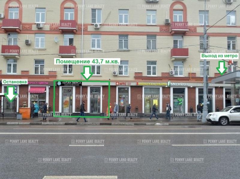 "аренда - ""ул. Бирюзова, 16"" - на retail.realtor.ru"