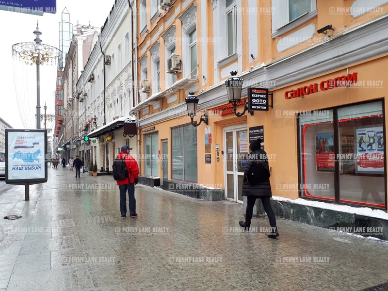 "аренда - ""ул. 1-я Тверская-Ямская, 29с1"" - на retail.realtor.ru"