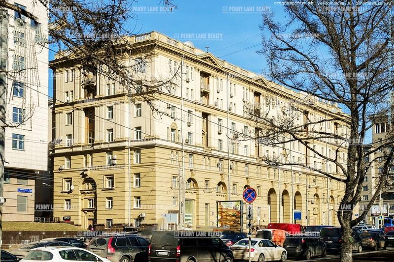 "аренда - ""ул. Новый Арбат, 30/9"" - на retail.realtor.ru"