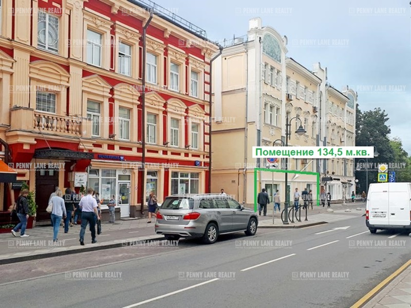 "аренда - ""ул. Пятницкая, 54к1"" - на retail.realtor.ru"