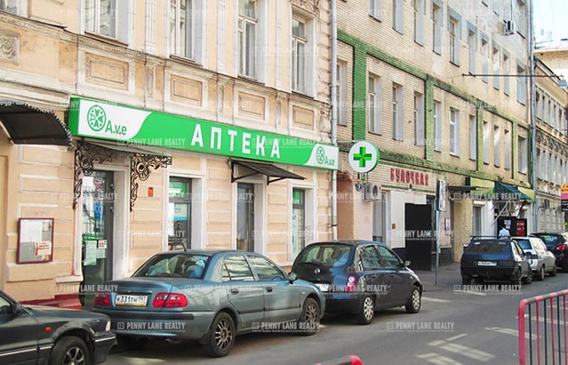 "аренда - ""пер. Казарменный, 10С1"" - на retail.realtor.ru"