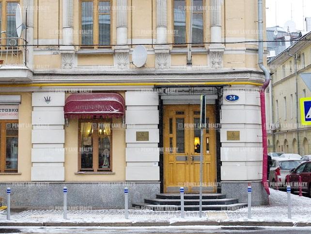 "продажа - ""ул. Пречистенка, 24/1"" - на retail.realtor.ru"