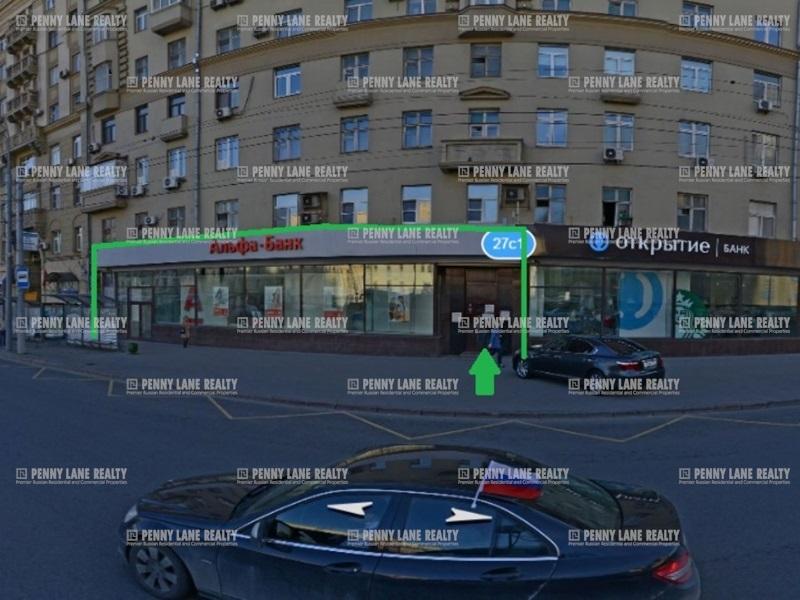 """аренда - """"пл. Смоленская-Сенная, 27с1"""" - на retail.realtor.ru"""
