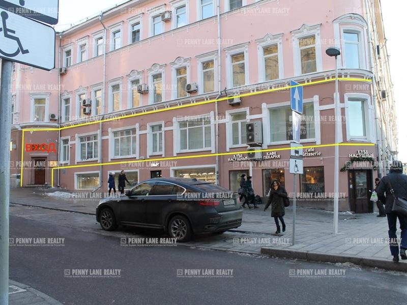 "аренда - ""ул. Рождественка, 6/20 стр 1"" - на retail.realtor.ru"
