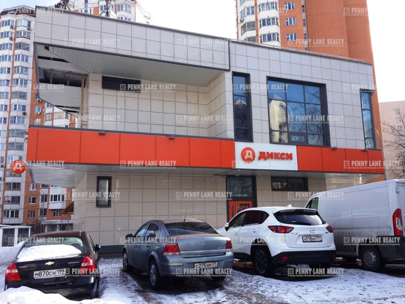 "аренда - ""ул. Зеленоградская, вл25"" - на retail.realtor.ru"