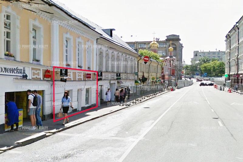 "аренда - ""ул. Солянка, 2/6С1"" - на retail.realtor.ru"