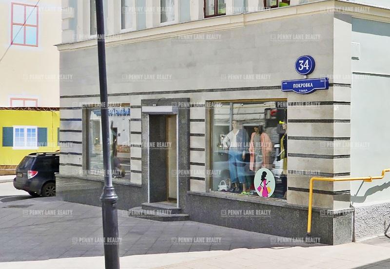 "аренда - ""ул. Покровка, 34"" - на retail.realtor.ru"