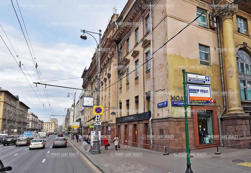 "аренда - ""ул. Тверская, 20"" - на retail.realtor.ru"