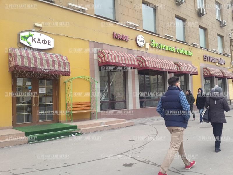 "аренда - ""ул. Земляной Вал, 25"" - на retail.realtor.ru"
