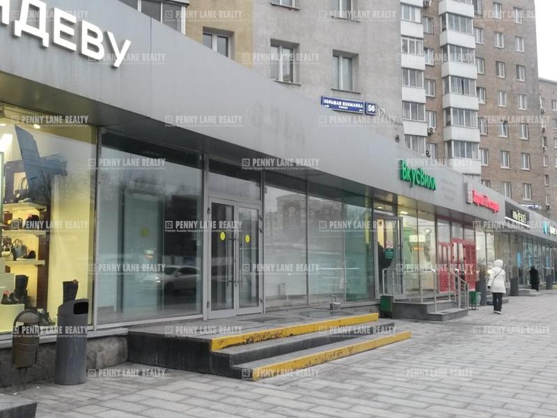 "аренда - ""ул. Большая Якиманка, 56"" - на retail.realtor.ru"