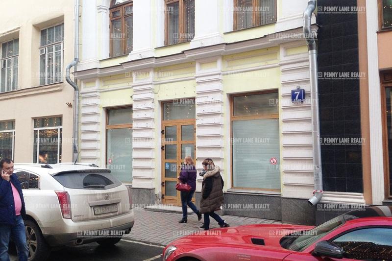 """аренда - """"пер. Ветошный, 7"""" - на retail.realtor.ru"""