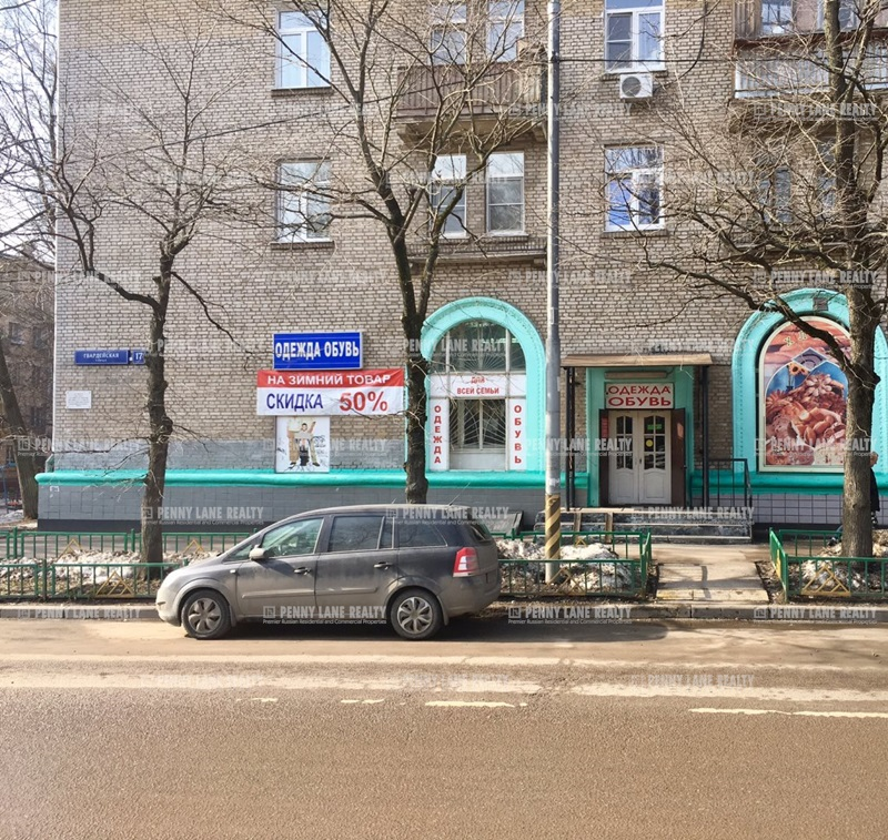 """продажа - """"ул. Гвардейская, 17к1"""" - на retail.realtor.ru"""