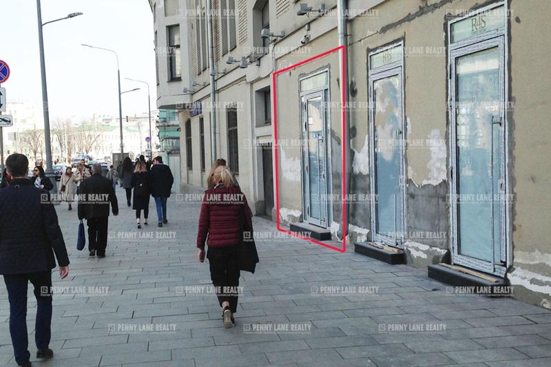 "аренда - ""ул. Новый Арбат, 3С1"" - на retail.realtor.ru"