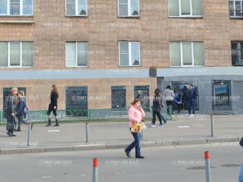 "продажа - ""пр-кт Ломоносовский, 23"" - на retail.realtor.ru"