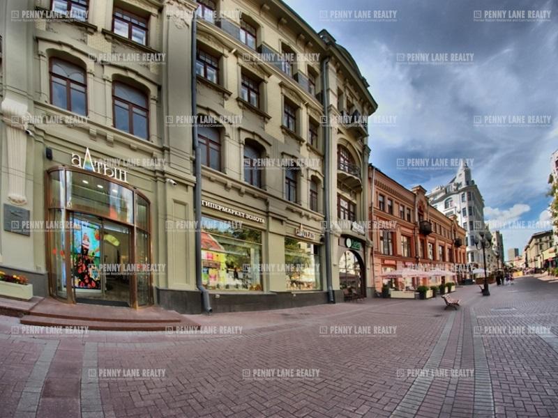 "аренда - ""ул. Арбат, 23с1"" - на retail.realtor.ru"